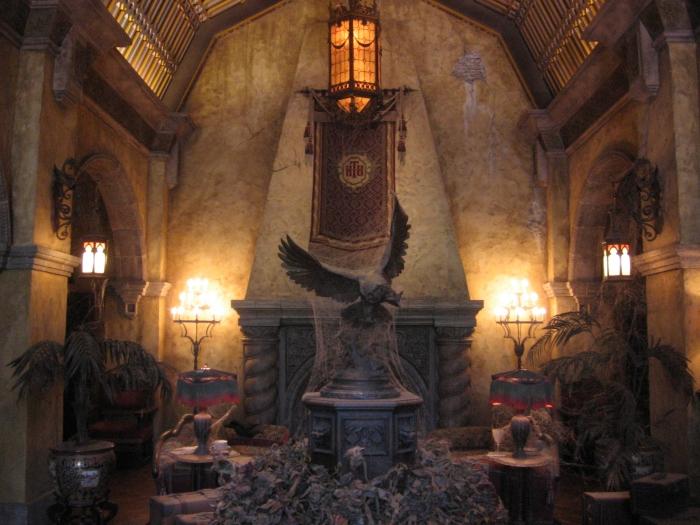 The TOT lobby.