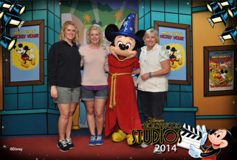 MGM Mickey