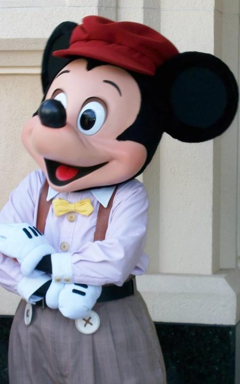 Hollywood Mickey