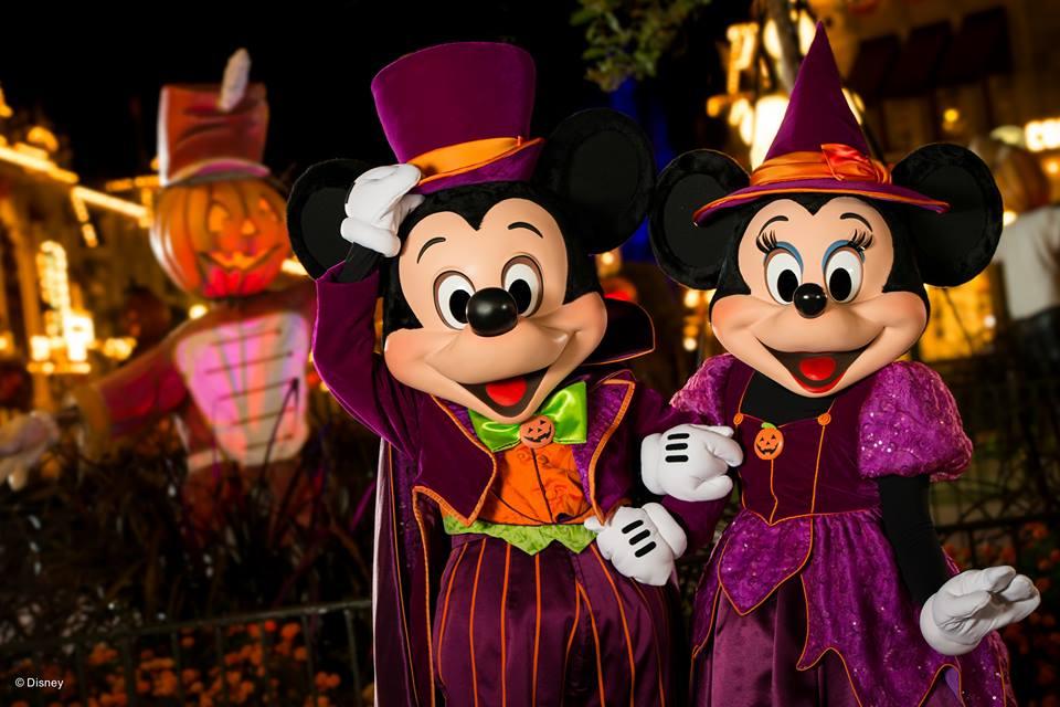 mickeys not so scary halloween party mickey - Mickey Minnie Halloween