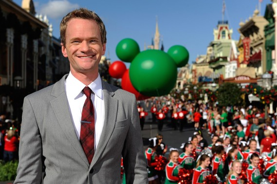 NPH at the 2013 Disney Parks Christmas Day Parade