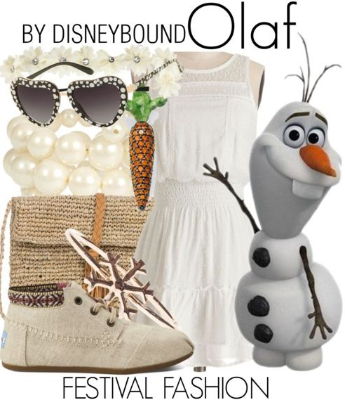 Disney Bounding 3 Frozen Elly And Caroline S Magical