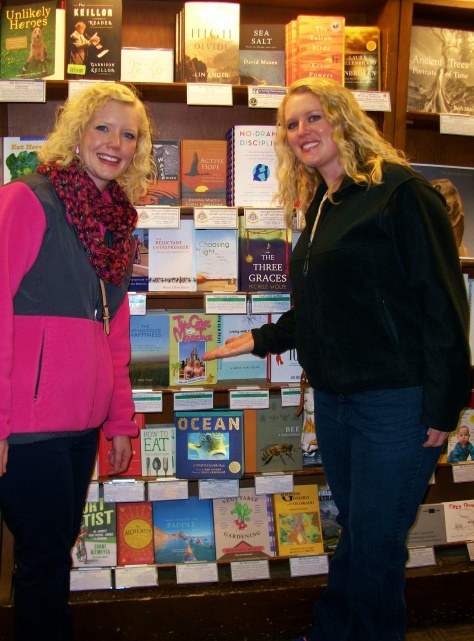 Featured Authors at the Boulder Book Store!
