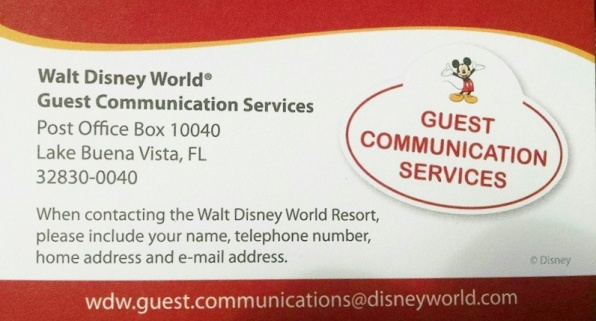 Disney Communications