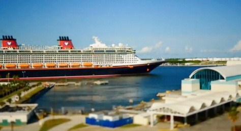 Try, try, try and take a Disney cruise during your time at Disney! So much fun!!