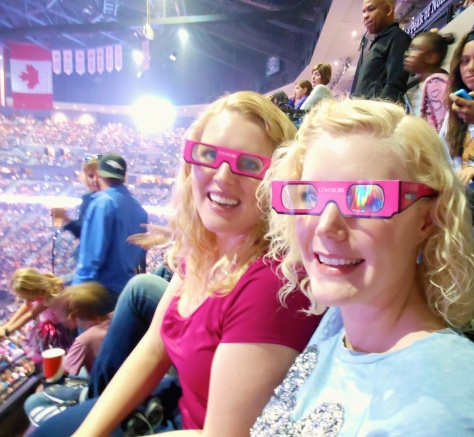 Prism glasses...trippy!