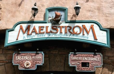 Maelstrom:  A Norwegian Adventure!