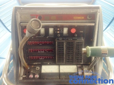 Monorail's controls