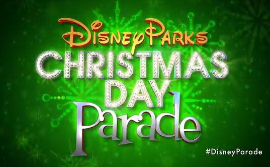 Disney Parks Christmas Day Parade 2014