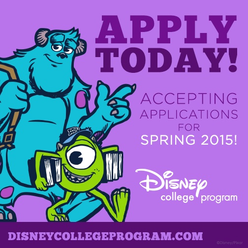 Applying To The DCP Spring/Spring Advantage 2015 Program