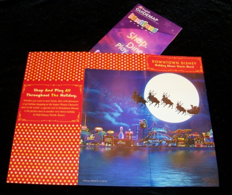 Be sure to pick up a DTD Christmas brochure