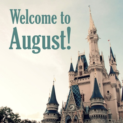 """No, no, no!!!  There's not one day in August that's a """"green"""" day!  Crowded, high heat & humidity = miserable!!  :("""