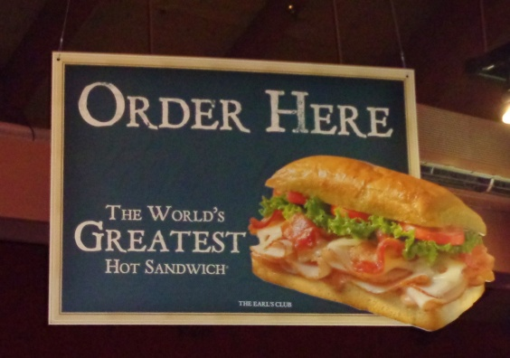 The Earl of Sandwich