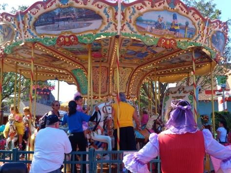 The DTD Carousel