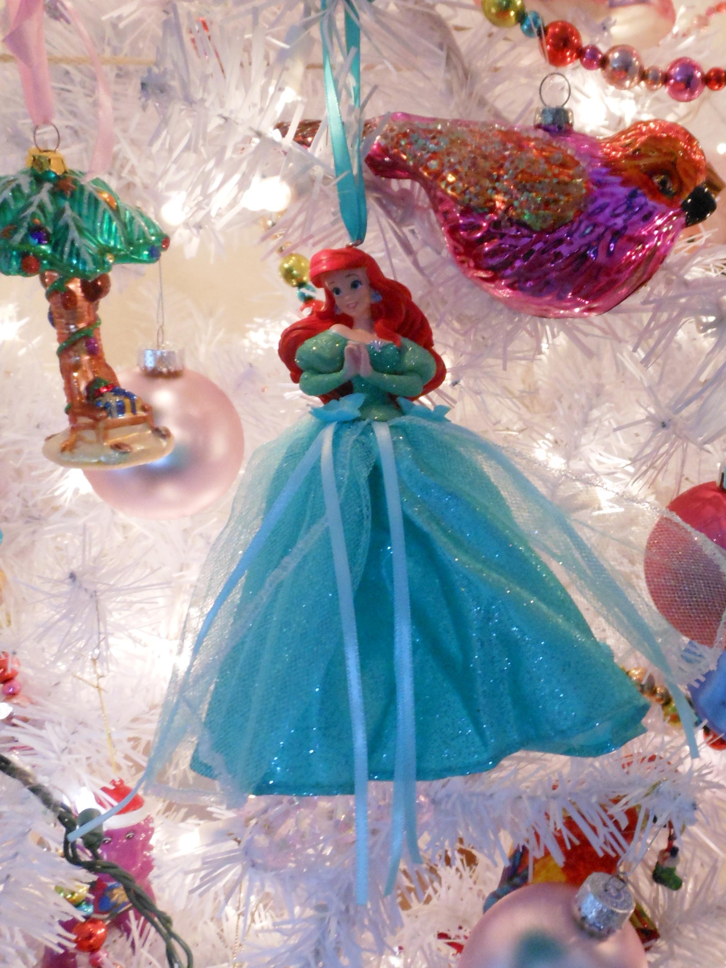 Disney Christmas ornaments | Elly and Caroline's Magical ...