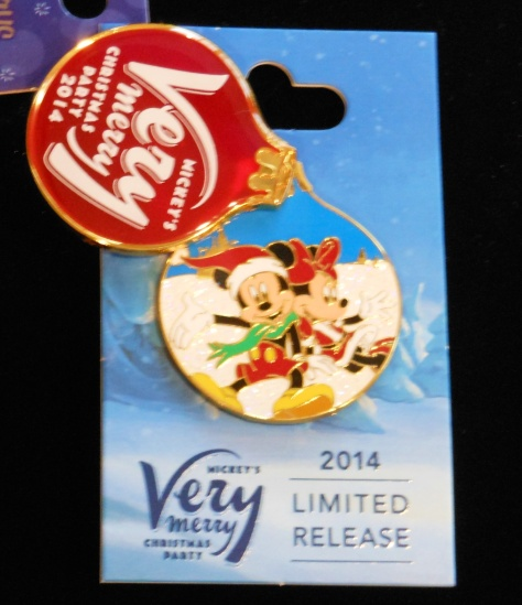 The 2014 MVMCP pin.