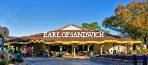 The Earl of Sandwich at DTD.