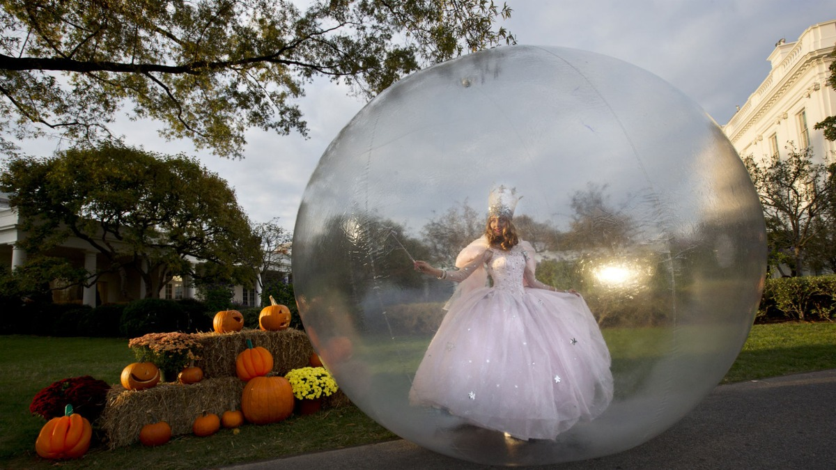 Halloween 2014 at the White House – Our Magical Disney Moments