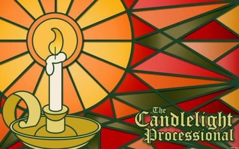 Beautiful new logo for the 2014 Candlelight Processional created by our CM friend Jason  Tackett.