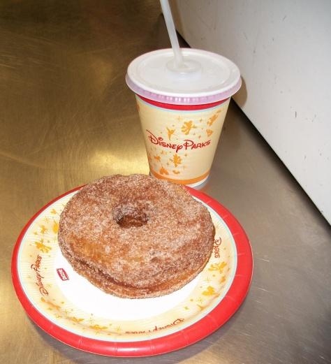 The cronut:  Half donut/half crossant