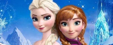 Happy birthday, Queen Elsa!
