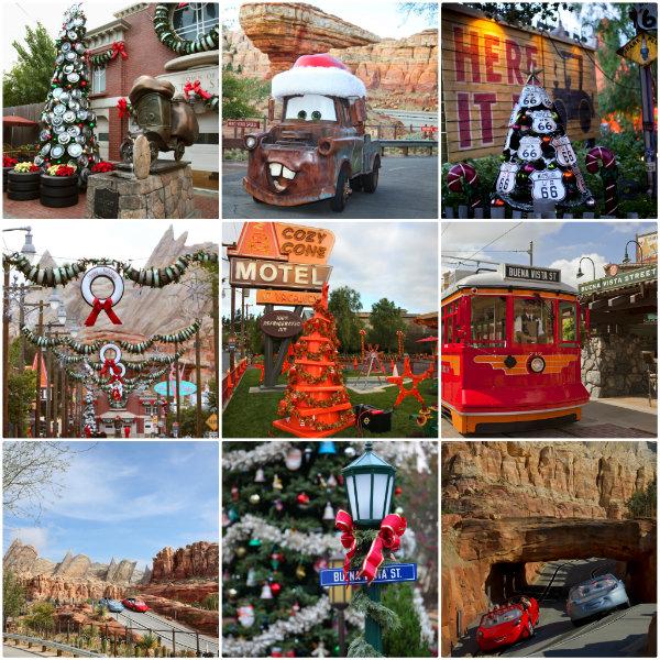 Decorating California Adventure Park At Disneyland For The