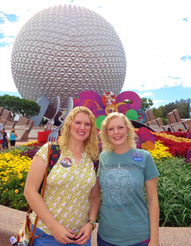 Epcot Flower
