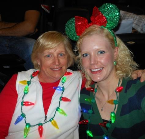 Mom & Caroline