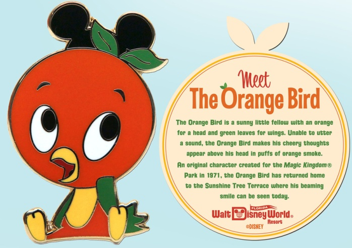 Meet Orange Bird