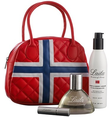 Laila Perfume, the Essence of Norway | Elly and Caroline's Magical ...