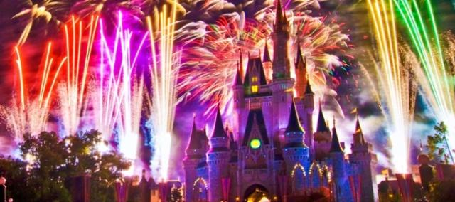 Wishes at the Magic Kingdom!