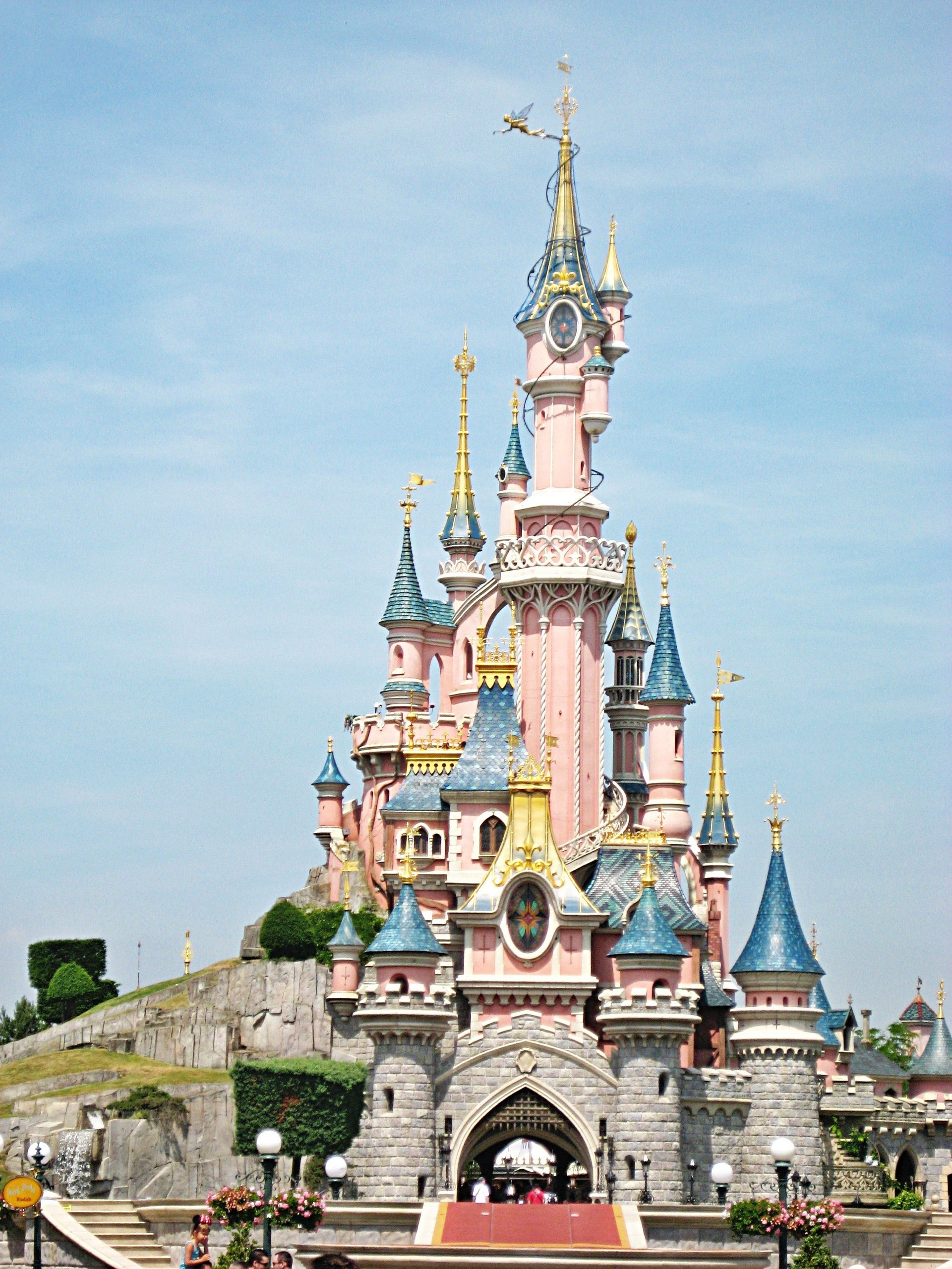 case 2 1 eurodisney Disneyland paris, originally euro disney resort, is an entertainment resort in marne-la-vallée, a new town located 32 km (20 mi) east of the centre of paris it is the most visited theme park in europe  [1.