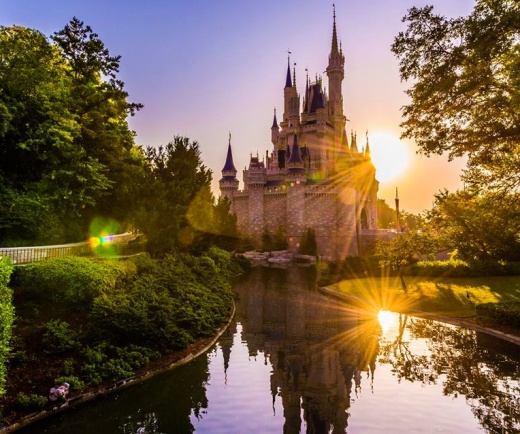 A day of Magic Kingdom fun awaits...