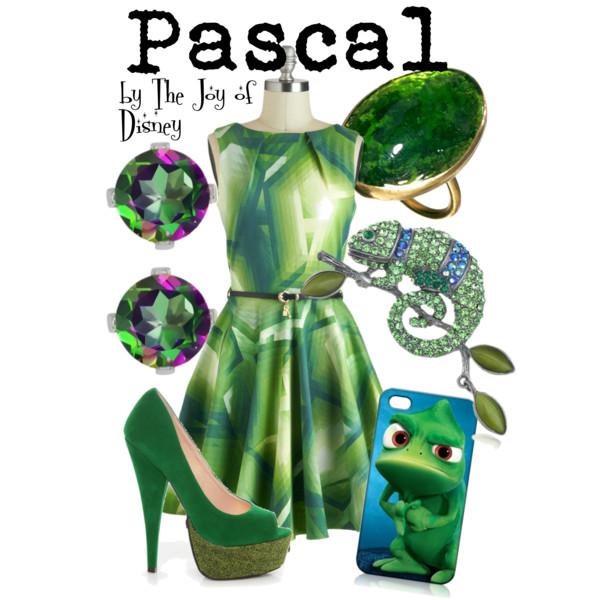 Disney Bounding as Pascal.