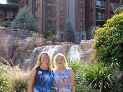The Wilderness Lodge is our favorite hotel at WDW.