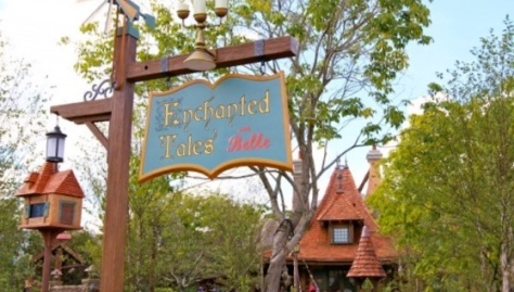 Enchanted Tales with Belle in Fantasyland