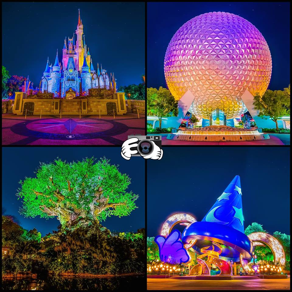 Disney: 2016 Refurbishment Closure Schedule For Disney World And