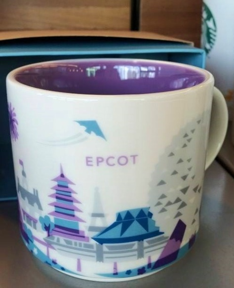 New Starbucks Epcot