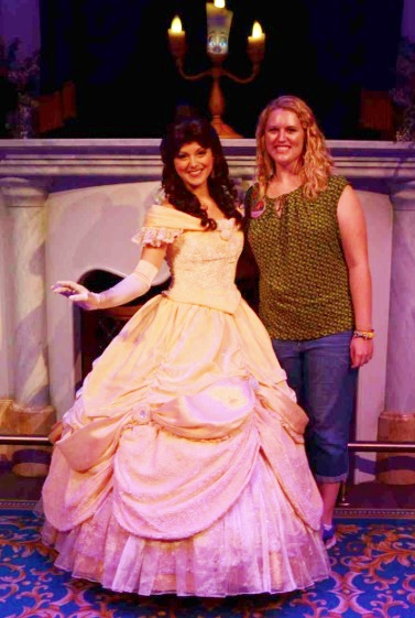 It's a 20+ minute performance.  Belle was very good.