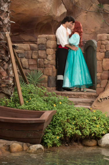 Ariel photo included in our PhotoPass