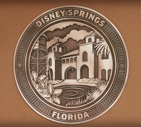 Disney Springs, Florida logo