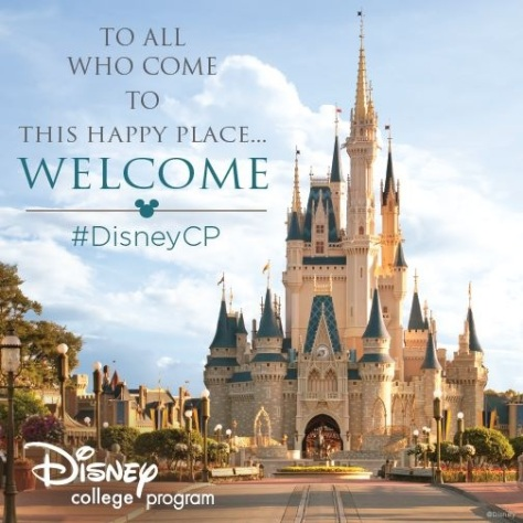 Welcome to WDW!
