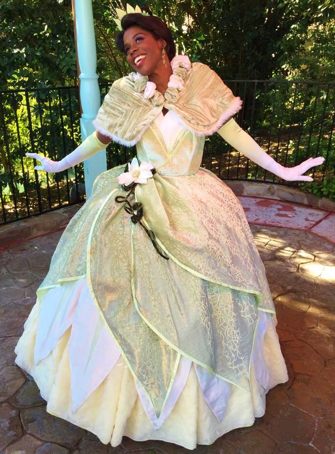 Disney Bounding as Princess Tiana  Elly and Carolines Magical