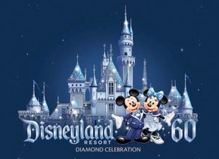 Diamond Anniversayr celebration kicks off at DIsneyland on May 22, 2015.