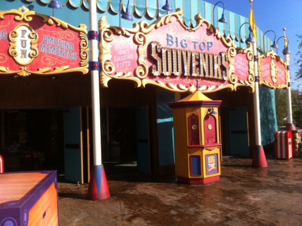 Big Top Souvenirs