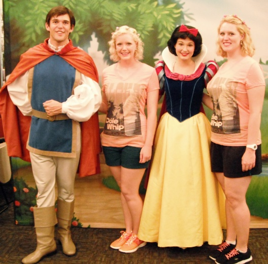 Snow White (and Prince Charming!)