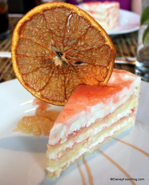 The Grapefruit Cake
