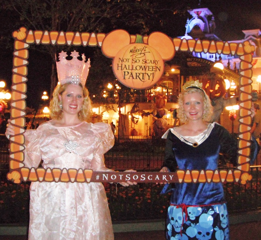2015 Mickey's Not So Scary Halloween Party | Elly and Caroline's ...