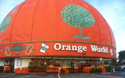 Orange World!