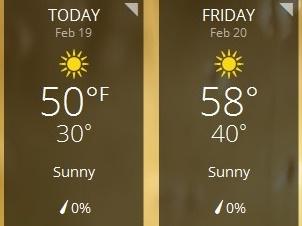 Freeze warning in Orlando this week.